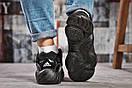 Кроссовки женские 15471, Adidas Yeezy 500, черные, [ 37 ] р. 37-23,5см., фото 3