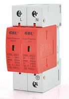 Ограничитель перенапряжения (УЗИП) AC GBL 2P 20-40KA