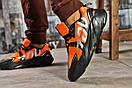 Кроссовки мужские 15523, Adidas Yeezy 700, оранжевые, [ 41 42 43 44 ] р. 41-26,5см., фото 4
