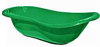 Ванночка детская «SL» зелёная Консенсус (ванна для малыша, ребёнка)
