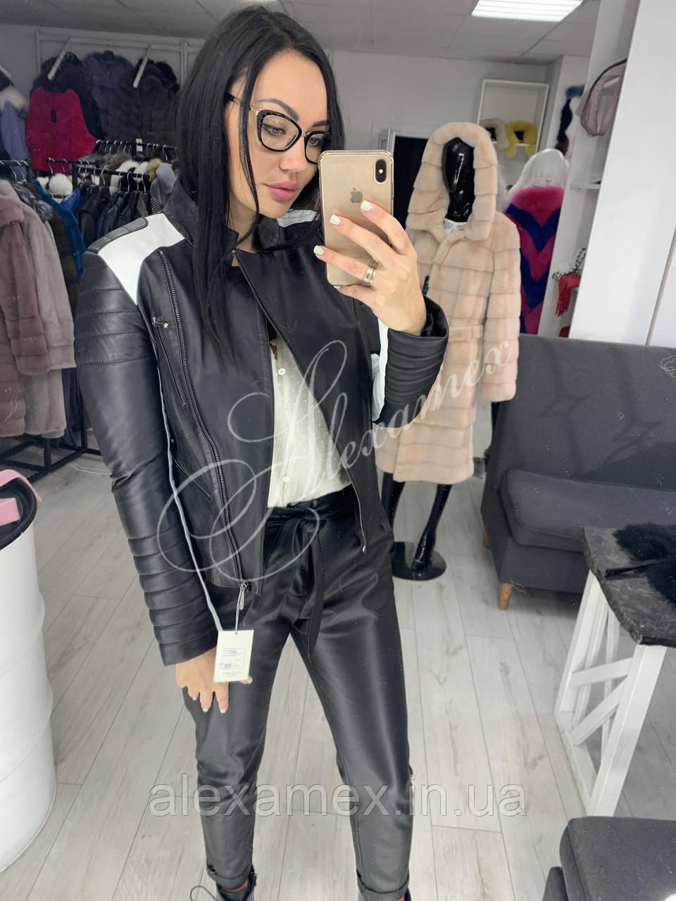 Кожаная курточка Philipp Plein