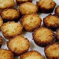 Кокосовое печенье.
