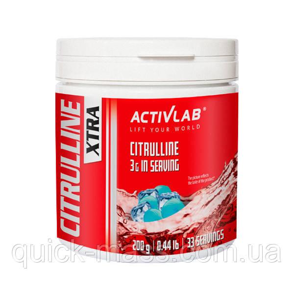 Цитруллин Activlab Citrulline Xtra 200 g