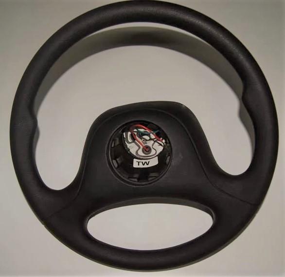 Рулевое колесо в сборе Ланос GM Корея (оригинал)