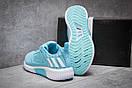 Кроссовки женские 12902, Adidas Climacool, голубые, [ 38 ] р. 38-24,0см., фото 4