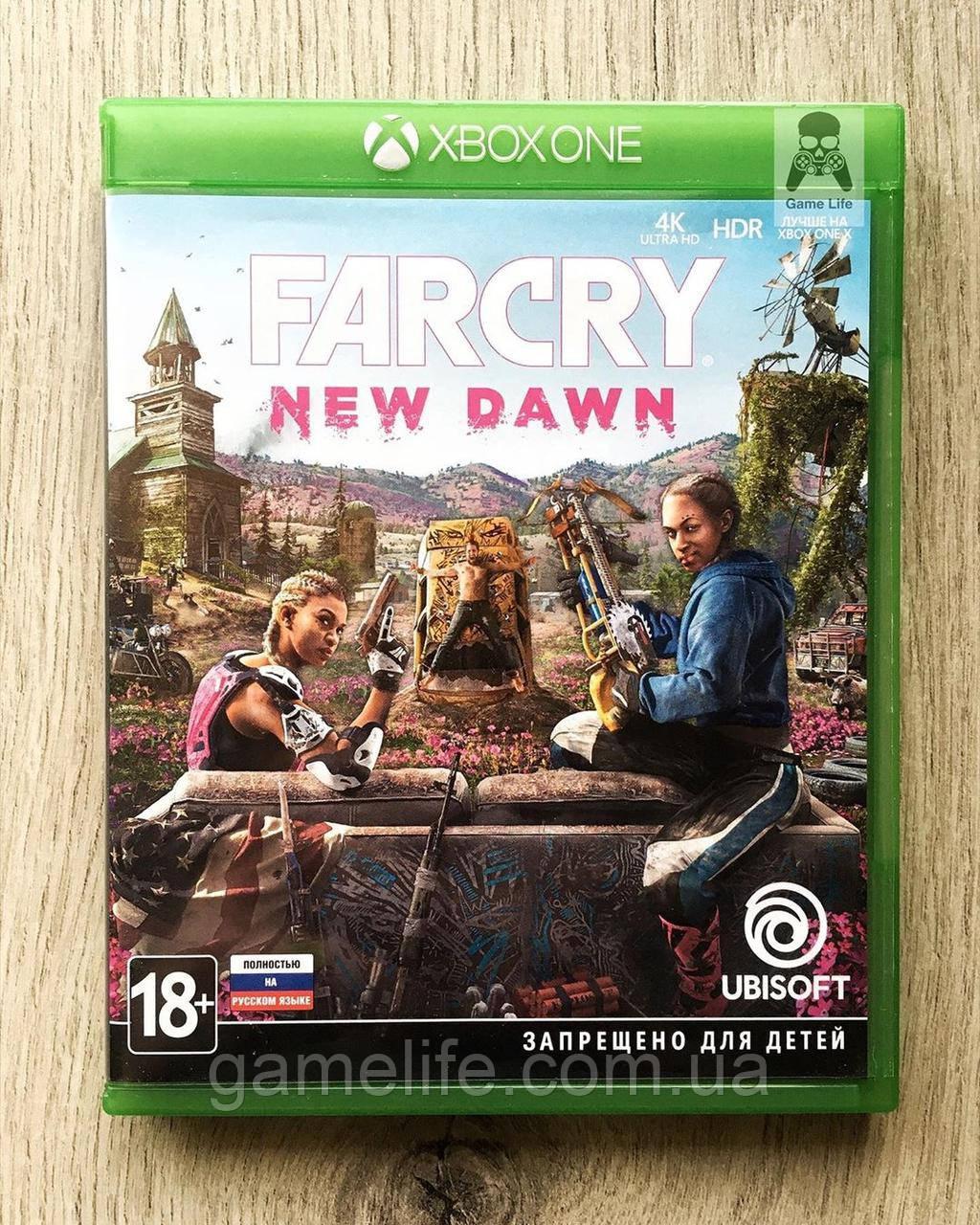 Far Cry New Dawn (рус.) (б/у) Xbox One