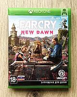 Far Cry New Dawn (рус.) (б/у) Xbox One, фото 1