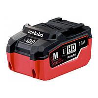Аккумуляторный блок Metabo LiHD 18V - 6,2 Ah (625341000)