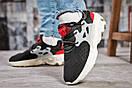 Кроссовки женские 15443, Nike React, черные, [ 37 38 39 40 ] р. 37-23,0см., фото 4