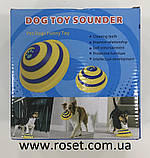 Игрушка для домашних собак Woof Glider, фото 5