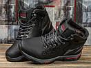 Зимние мужские ботинки 31172, Ecco Natural Motion, черные, < 40 > р. 40-26,5см., фото 3