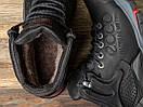 Зимние мужские ботинки 31172, Ecco Natural Motion, черные, < 40 > р. 40-26,5см., фото 5