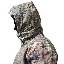 Тактична куртка Soft Shell Lesko A001 Camouflage ACU M вологозахищена вітрозахисна куртка камуфляж, фото 3
