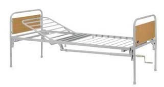 Функціональні ліжка з механічним регулюванням