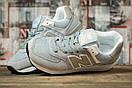 Кроссовки женские 16827, New Balance 574, серые, < 40 > р. 40-25,0см., фото 3