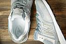 Кроссовки женские 16827, New Balance 574, серые, < 40 > р. 40-25,0см., фото 5