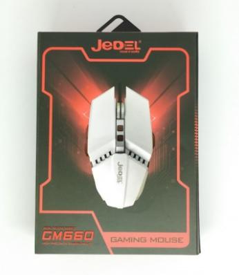Мышь USB JEDEL GM660 игровая с подсветкой