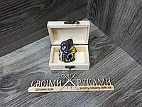Авторская бисерная брошь черная мышка  ручной  работы