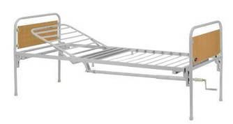 Медицинская кровать Invacare Sonata 2 секции (Германия)