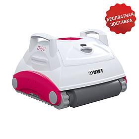 Робот–пылесос BWT D100 для чистки бассейна (только дно)