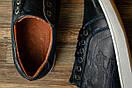 Кроссовки мужские 16551, Wrangler Dulable, темно-синие, [ 40 41 43 44 ] р. 40-26,5см., фото 5