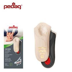 Ортопедическая каркасная полустелька-супинатор для закрытой модельной обуви VIVA MINI, арт 179