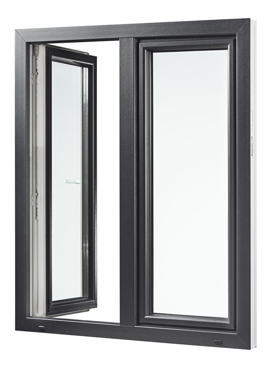 Вікна металопластикові WDS 8 S