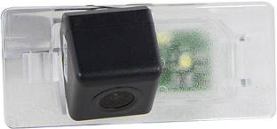 Камера заднего вида Falcon SC57SCCD для Porsche Cayenne II, Volkswagen Golf VI, Scirocco, Audi R8