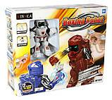 Робот на и/к управлении W101 Boxing Robot (синий), фото 2