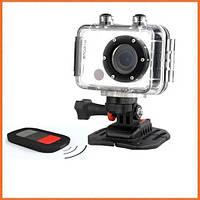 Экшн камера F-40 Full Hd 1080P с пультом, фото 1