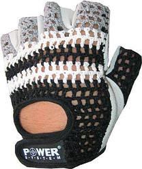 Перчатки для фитнеса и тяжелой атлетики Power System Basic PS-2100 Grey XXL