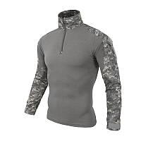 Тактическая рубашка ESDY A655 Camouflage UCP M кофта с длинным рукавом камуфляжная армейская для военных