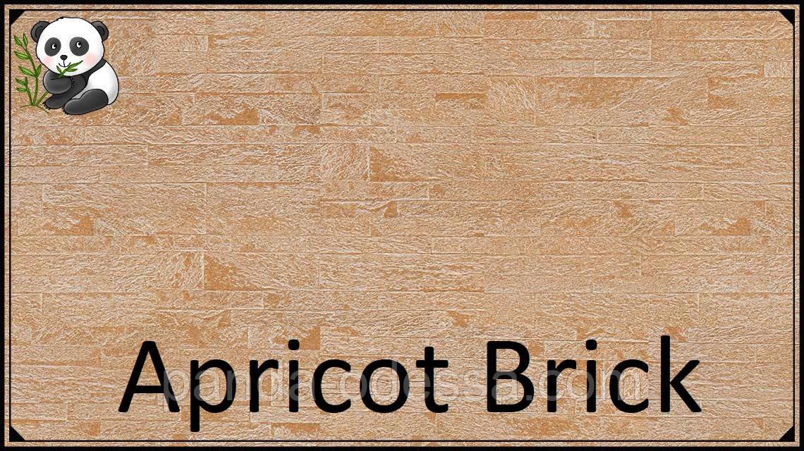 Пробковые панели (обои) Apricot Brick TM Wicanders 600*300*3 мм