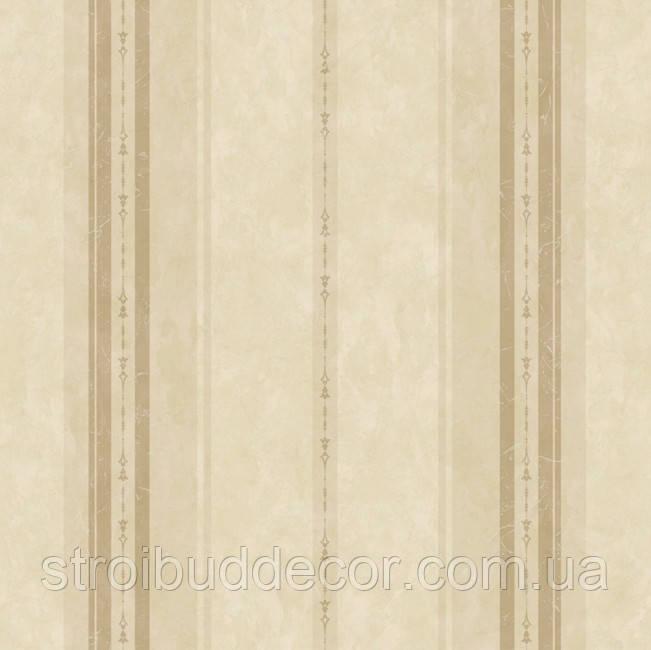 Обои плотные бумажные  0,53*10,05 Эко крупная полоса
