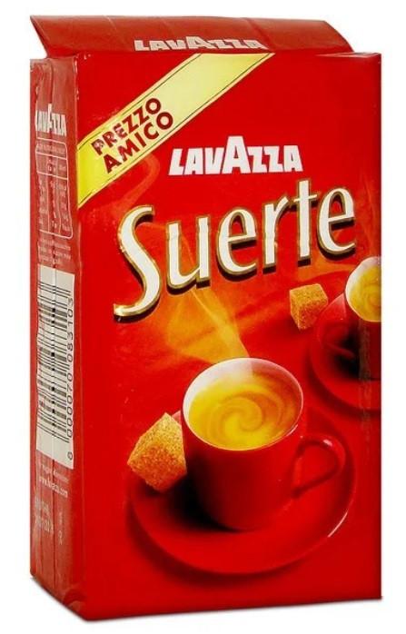 Lavazza Suerte Мелена кава Робуста 250г