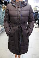 Куртка женская зимняя SNOWIMAGE SiD-V797/Т.Фиолет