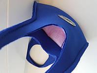 Комплект двойных масок  3 шт . Двойная защитная маска Защитная маска Маска багаторазового використання  Маска многоразовая   Маска не медицинская