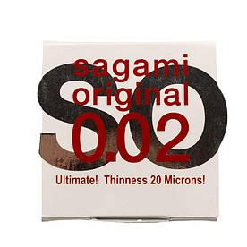 Люкс презервативы Sagami Original