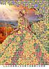 Схема для вышивки бисером Золотая осень