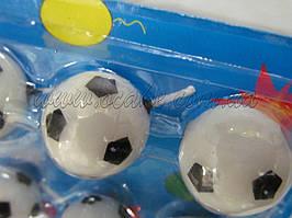 Свічки у вигляді м'яча