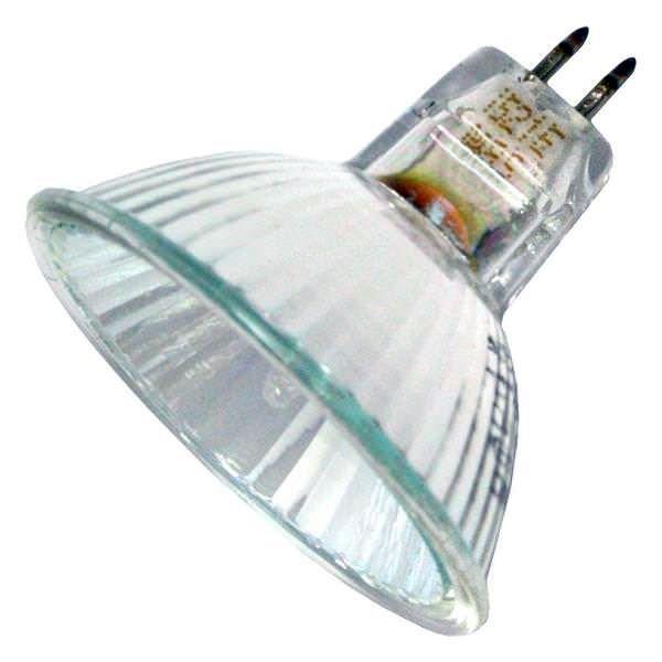 Лампа галогенная с отражателем 12v - 50w Промiнь MR16 GU5.3