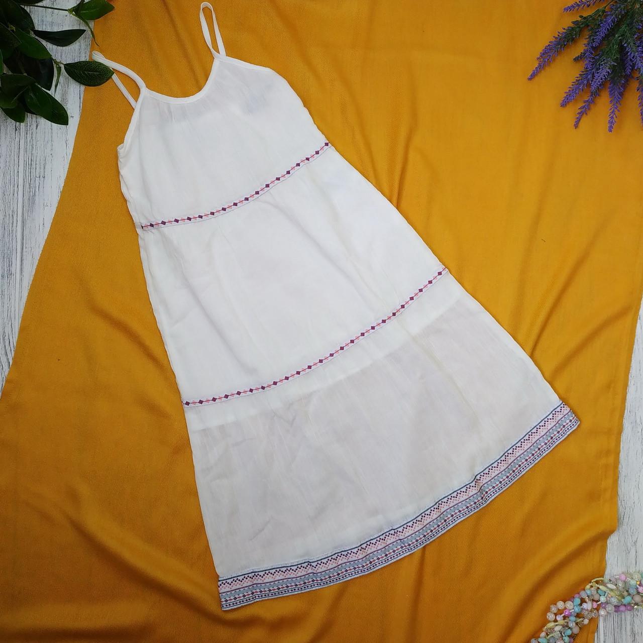 Платье подросток Lupilu (Германия) Рост 92-98 хлопок белый