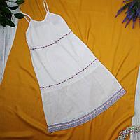 Платье подросток Lupilu (Германия) Рост 92-98 хлопок белый, фото 1