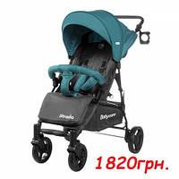Детская коляска прогулочная BABYCARE Strada CRL-7305 Lime Green