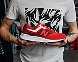 Мужские кроссовки New Balance 997, мужские кроссовки нью беленс 997, кросівки New Balance 997 (44,45 размеры), фото 4