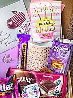 """Подарочный набор для девушки """"Фиолетовая фантазия"""". Подарок для девушки"""