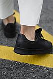 Кросівки Adidas Stan Smith Black, фото 5