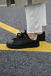 Кросівки Adidas Stan Smith Black, фото 2