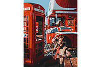 Картина по номерам Лондон Time GХ27964