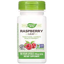 "Листья малины Nature's Way ""Raspberry Leaf"" 900 мг (100 капсул)"